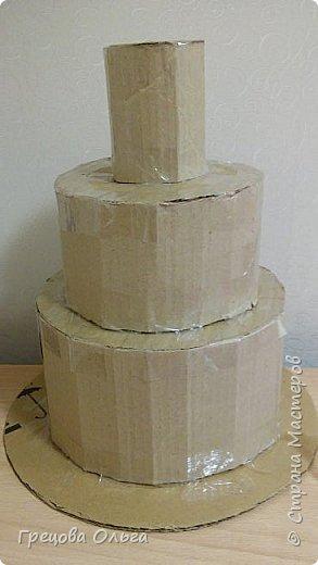 Торт из соков фото 4