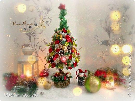 Новогодняя елочка фото 2