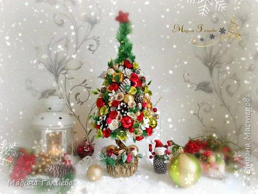 Новогодняя елочка фото 1
