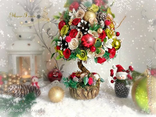 Новогодняя елочка фото 5