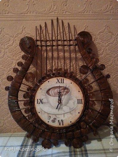 Часы на стену фото 1
