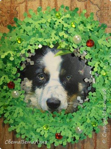 """Принесли мне картинки с собаками....вот и """"подсела"""" на открытки......... фото 3"""
