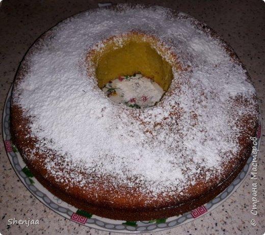 Тыквенный пирог фото 1