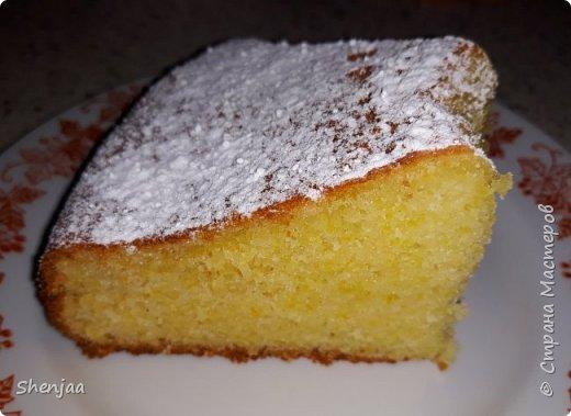 Тыквенный пирог фото 2