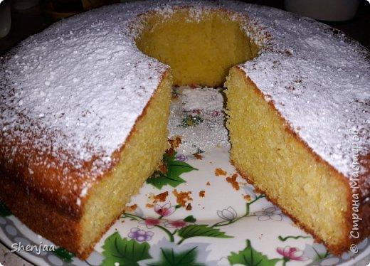 Тыквенный пирог фото 3