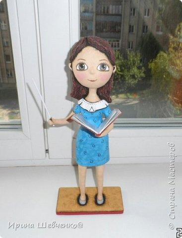 Учительница ко Дню учителя) фото 2