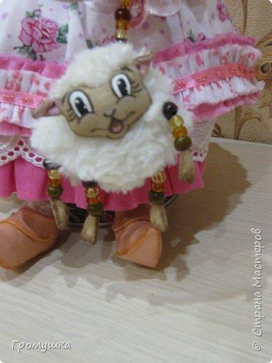 Пастушка по МК А.Голеневой. фото 4