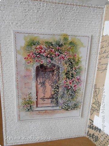 3 открытки -живопись и акварели. фото 10