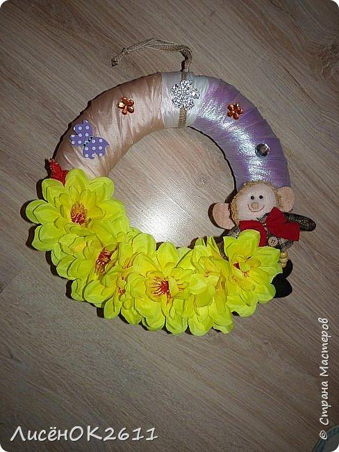 Осенне-летние венки фото 3