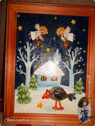 В подарок декорировала кухонные доски. фото 5