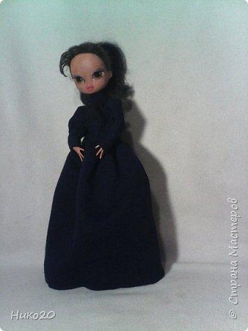 Добрый времени суток, жители Страны Мастеров! Хочу представить свою куклы, Нико. фото 1