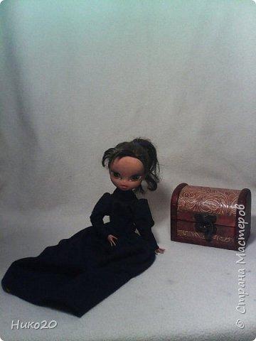 Добрый времени суток, жители Страны Мастеров! Хочу представить свою куклы, Нико. фото 3