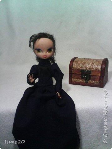 Добрый времени суток, жители Страны Мастеров! Хочу представить свою куклы, Нико. фото 6