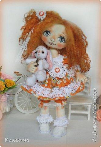 Куколки-моё увлечение. фото 2