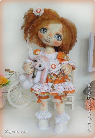 Куколки-моё увлечение. фото 4