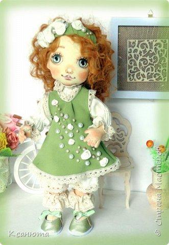 Куколки -мои рыжики фото 15