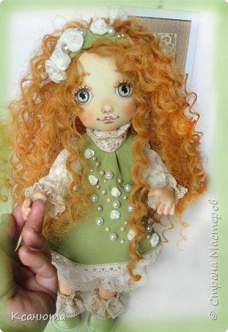 Куколки -мои рыжики фото 17