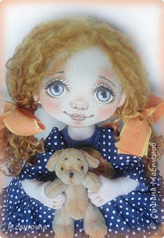 Куколки-моё увлечение. фото 8
