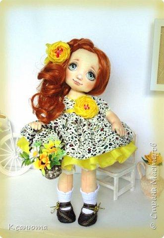 Куколки -мои рыжики фото 3