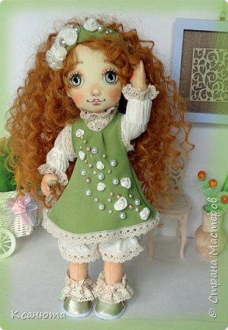 Куколки -мои рыжики фото 14