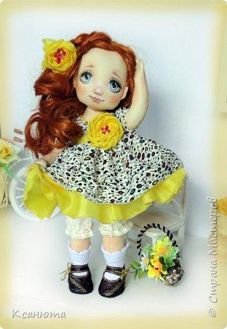 Куколки -мои рыжики фото 4