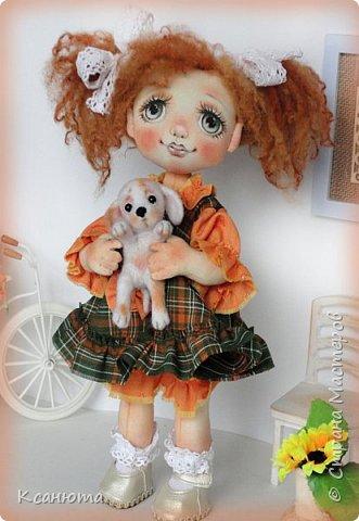 Куколки -мои рыжики фото 7