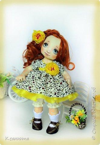 Куколки -мои рыжики фото 2