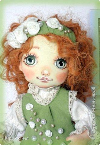 Куколки -мои рыжики фото 16