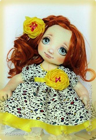 Куколки -мои рыжики фото 1