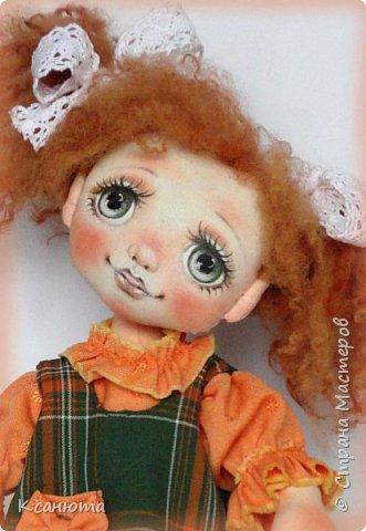 Куколки -мои рыжики фото 9
