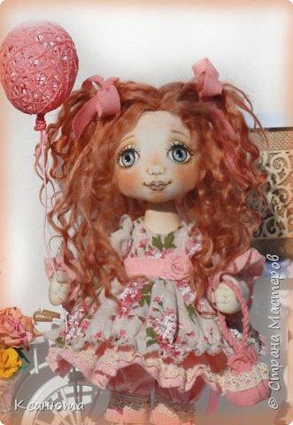 Куколки-моё увлечение. фото 11
