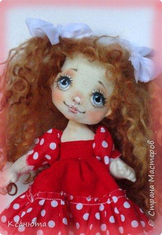 Куколки -мои рыжики фото 10