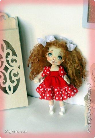 Куколки -мои рыжики фото 11