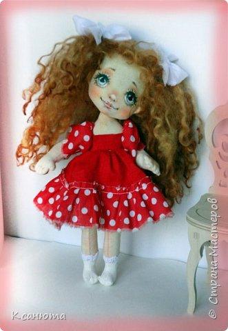 Куколки -мои рыжики фото 12