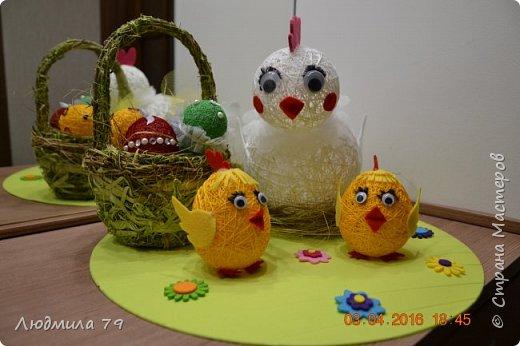 Поделка в детский сад к Пасхе фото 1