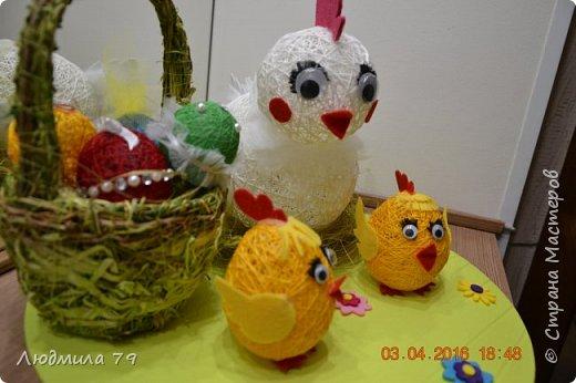 Поделка в детский сад к Пасхе фото 2