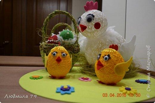Поделка в детский сад к Пасхе фото 3