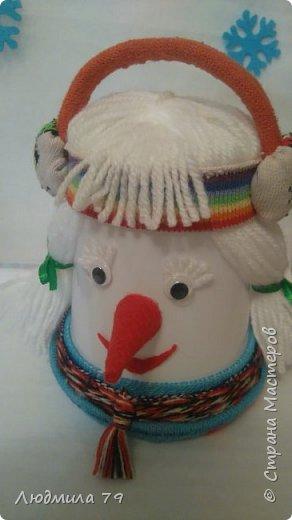 Детский сад снеговичков и снеговичек фото 2