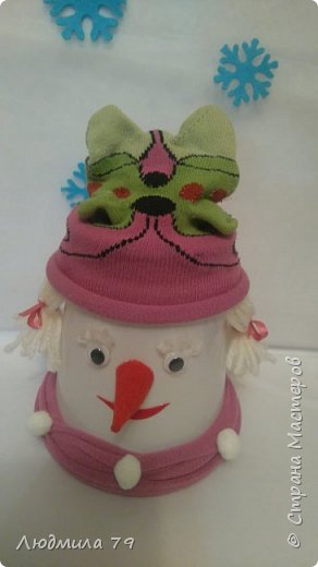 Детский сад снеговичков и снеговичек фото 4