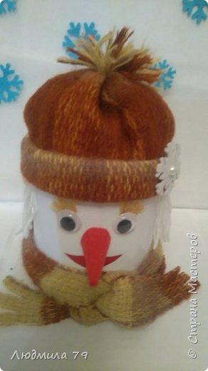 Детский сад снеговичков и снеговичек фото 5