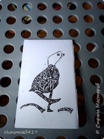 Сейчас я покажу как легко сделать красивую и удобную закладку. фото 6