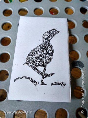 Сейчас я покажу как легко сделать красивую и удобную закладку. фото 7