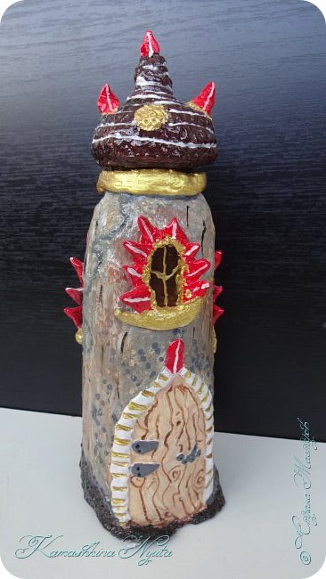 # handmade # Happy Bottle -1 фото 1