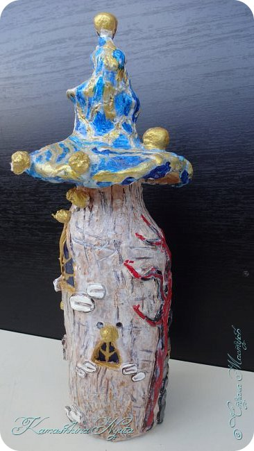 # handmade # Happy Bottle -2 фото 3