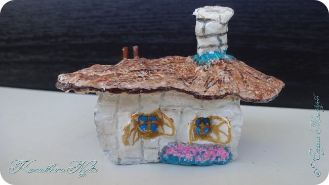 # handmade # Fairy House мини фото 1