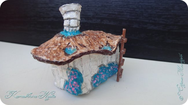 # handmade # Fairy House мини фото 2