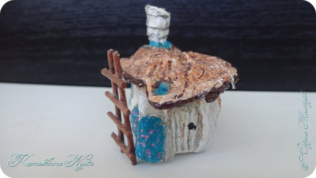 # handmade # Fairy House мини фото 3