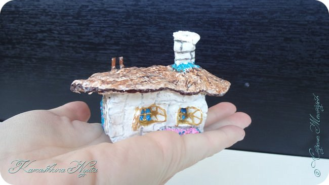 # handmade # Fairy House мини фото 4