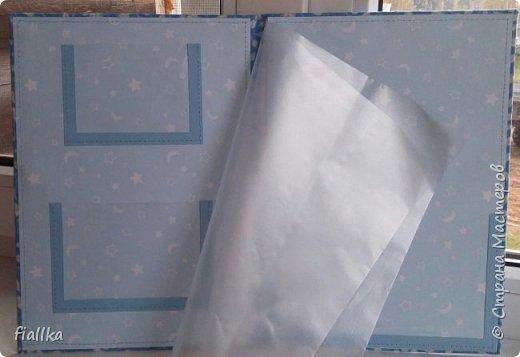 Папка для документов малыша. Сделала на подарок. фото 2