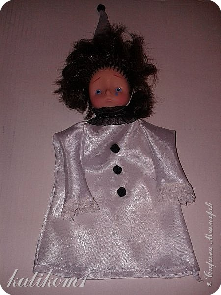 Вот так, вот,  обновила кукольный театр, доче в группу. фото 1